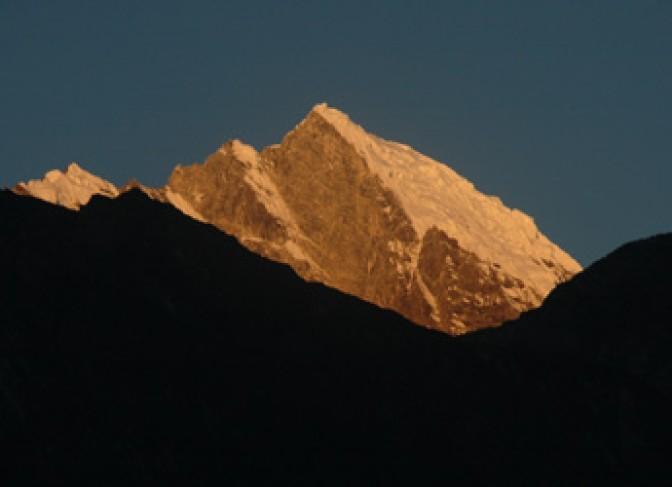 Everest Panorama Konde view Trek