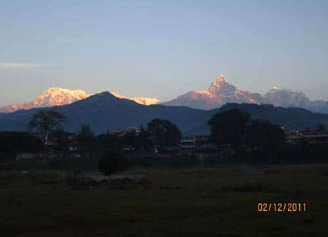 Nepal tour 7 night 8 days- Pokhara