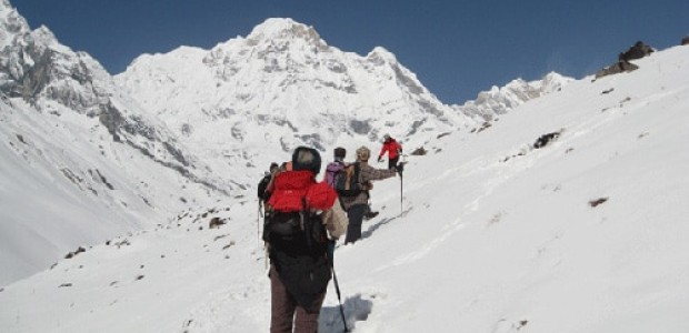 ABC with Tharpu Chuli peak climb
