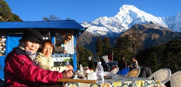 Annapurna Ghandruk trekking