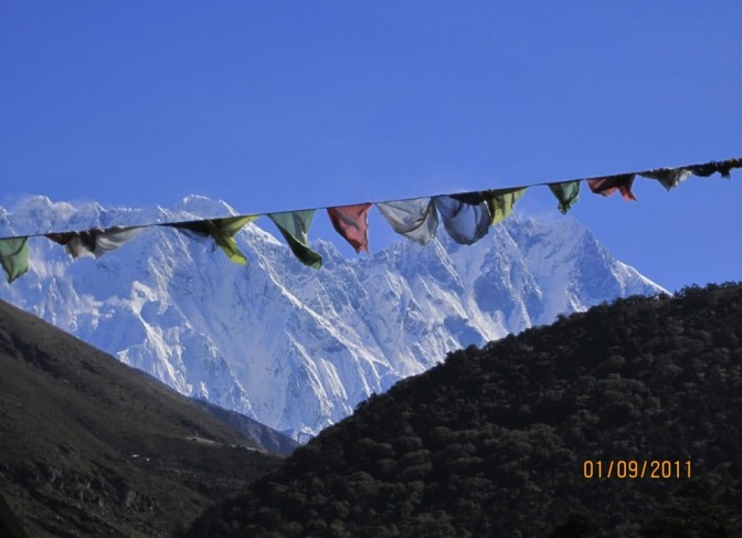 Everest base camp trek from Jiri featuare Trip
