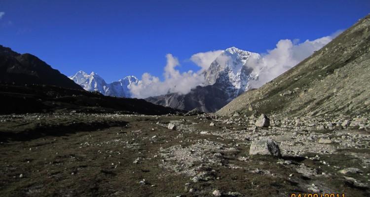 Everest base camp trek from Jiri