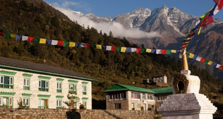 Luxury everest base camp trek- Yeti Mountain Home Lukla