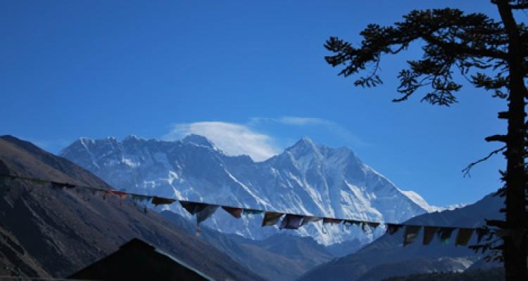 Mount Everest- Namche bazzar