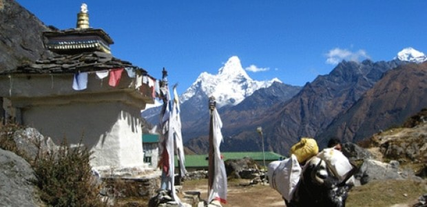 Renjo-La Pass Gokyo Lake Cho-La Pass Everest BC trek