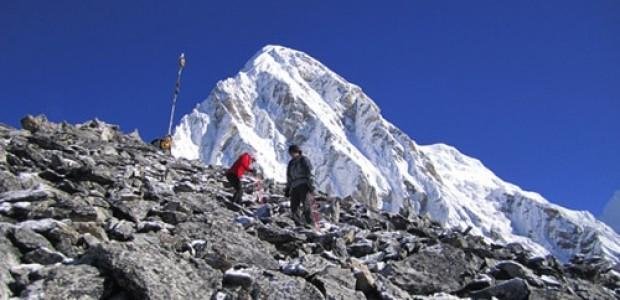 everest gokyo lake trekking, Everest three Pass trekking