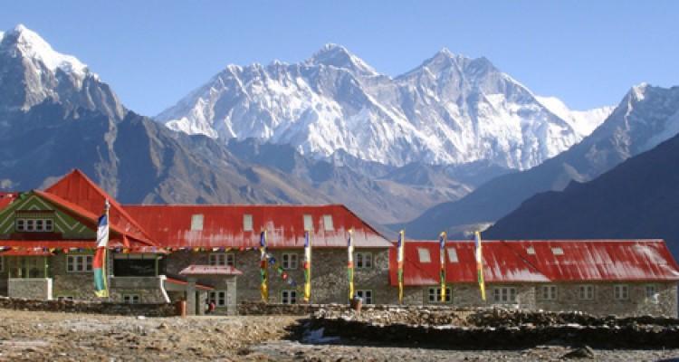 Yeti mountain Home- Konde
