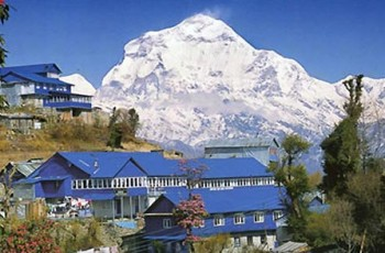 ghorepani- annapurna - base- camp