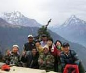 Himalayan Smile team for helping us to fulfill our dream of Island Expedition