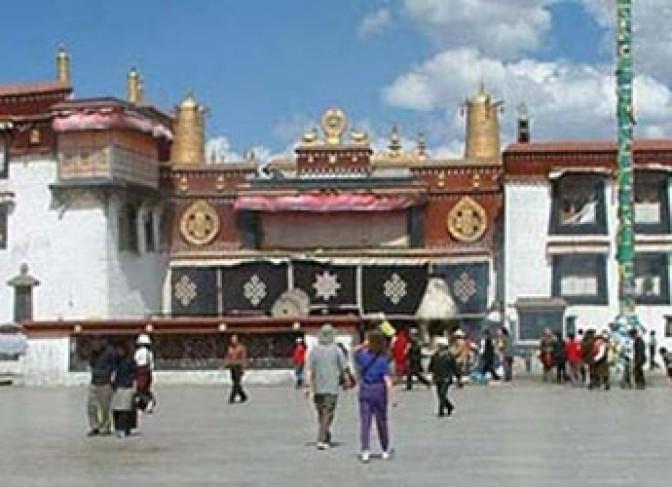 Glimpse of Lhasa Tibet tour