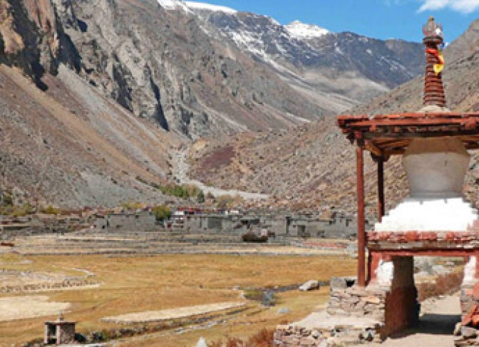 Humla Limi Valley Trek Nepal