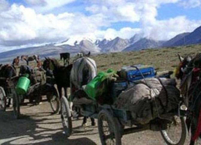 Lhasa Mount Kailash Tour