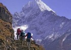 A hike to Everest Base Camp offers adventure and spectacular vistas