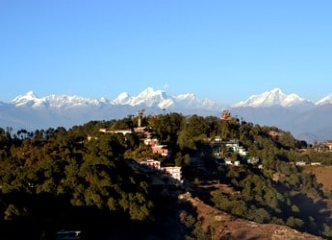 best hiking around Kathmandu valley
