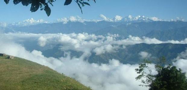 shivapuri hiking around kathmandu