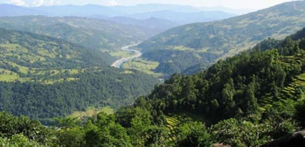 Arun valley trekking