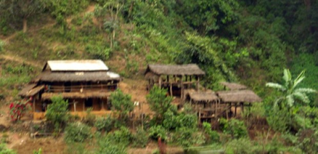 Chepang, village tour