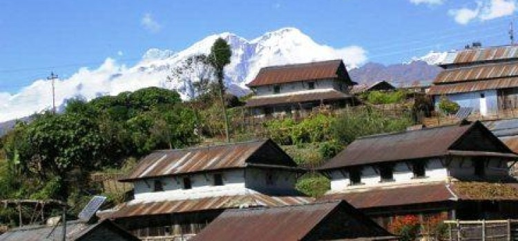 Eco holiday in Nepal