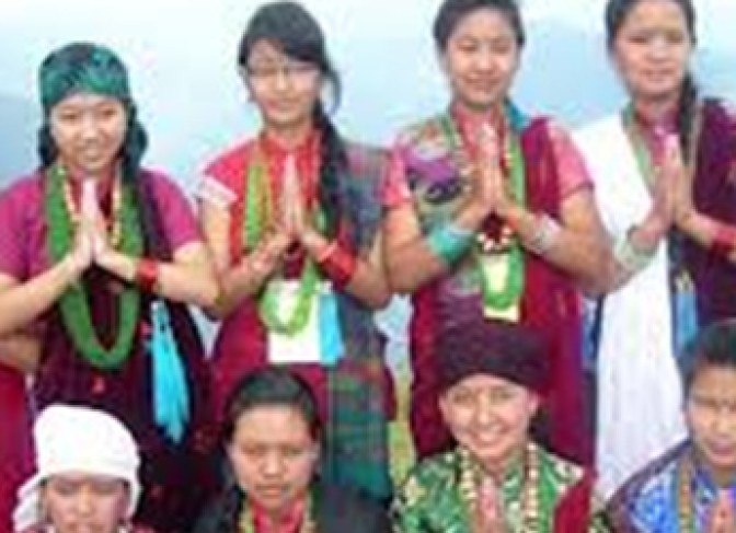 ghale-gaon-welcome you in village