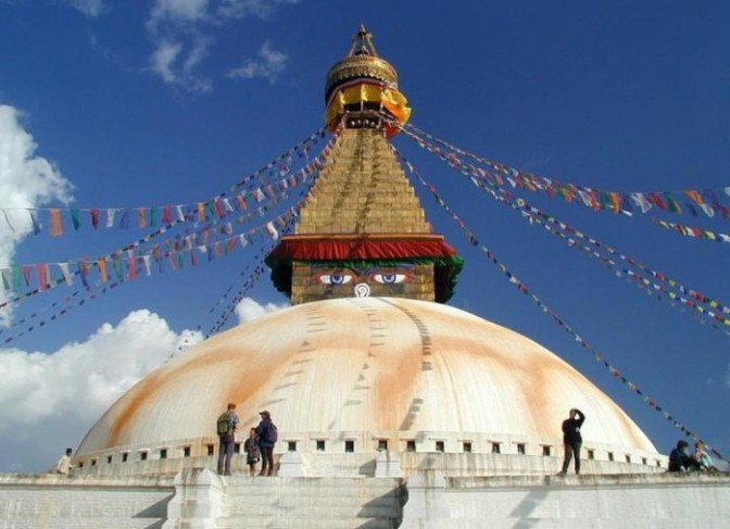 tour-in-nepal- Baudhhanatha