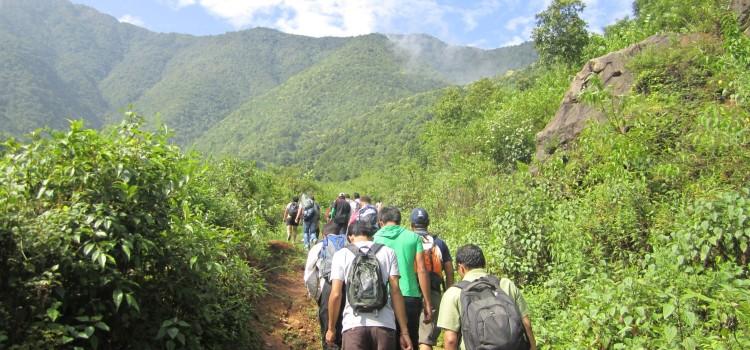 chandragiri day hiking