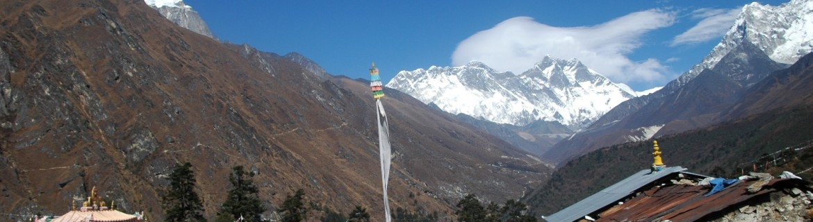 Everest Base camp everest - Trek Nepal