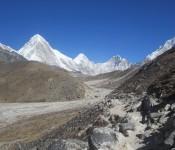 Trek to Mount Everest Base Camp
