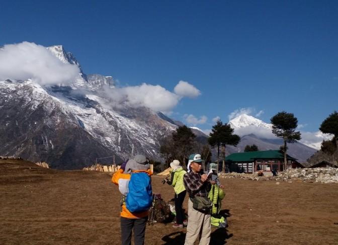 Family adventure holiday mount Everest - Sagarmatha