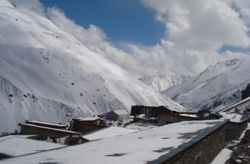 Throng La Phedi- Annapurna circuit trek 10 days
