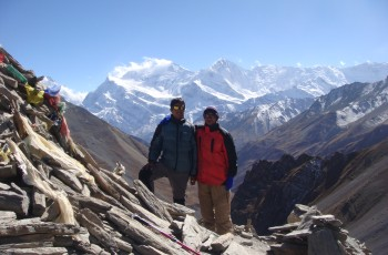 Trek to Ladar (Yak Kharka)