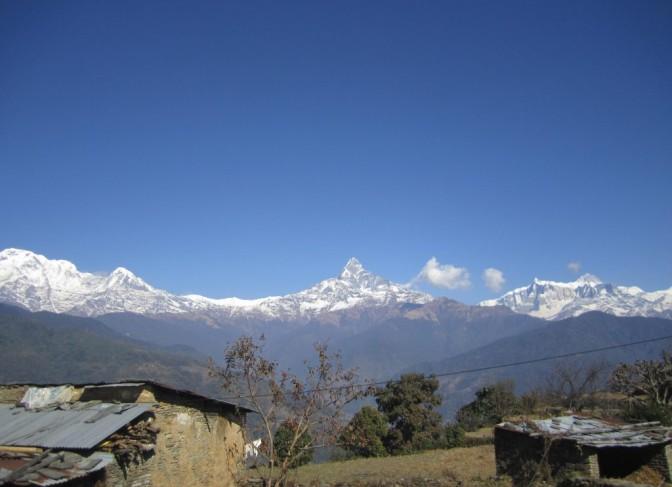 dhampus-lowang-home-stay-trek Nepal