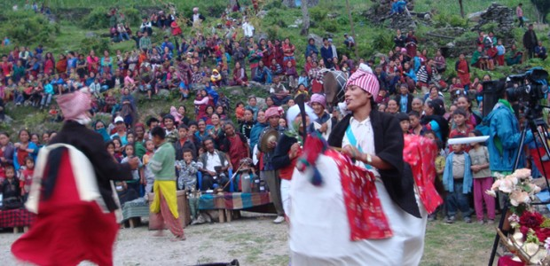 Ganesh Himal cultural home stay trekking