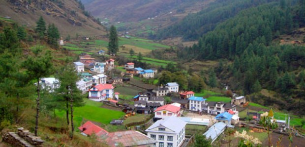 Lower SoluKhumbu Eco Trek