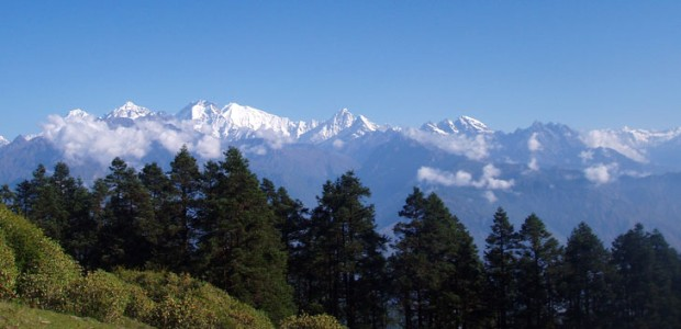Ruby valey ganesh himal home stay trek Nepal