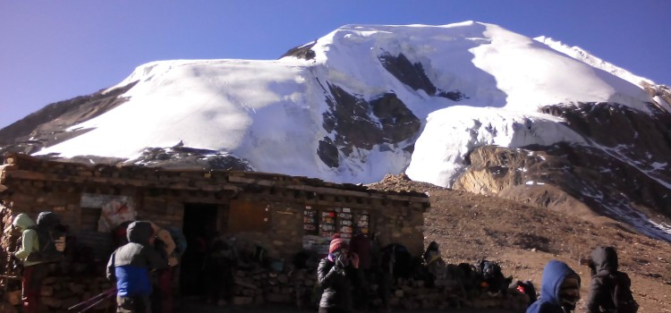 Side trips during Annapurna circuit trekking
