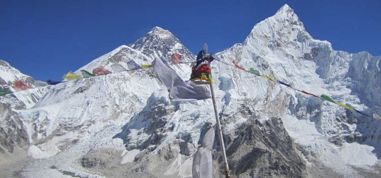 Photo-journey of Mount Everest basecamp