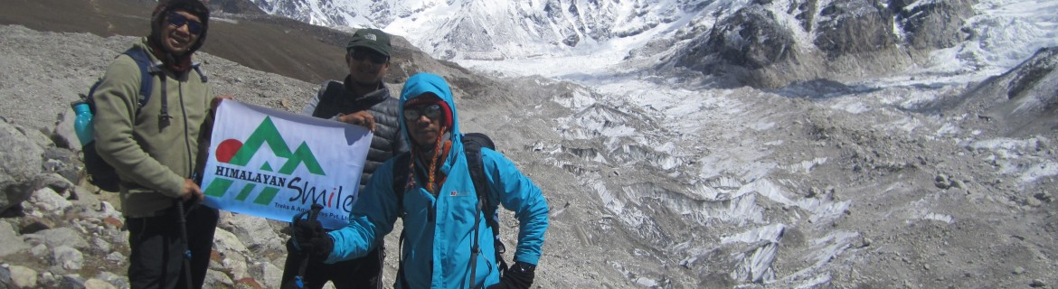 wanderful everest base camp trek from Nepal