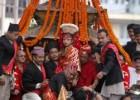 Indra Jatra Festival in Nepal