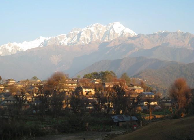Gurung Heritage trail trek