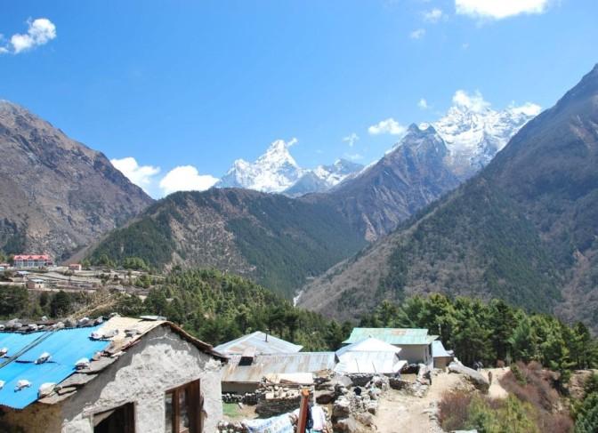 Budget Everest base camp trek