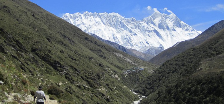 everest base camp trekking access