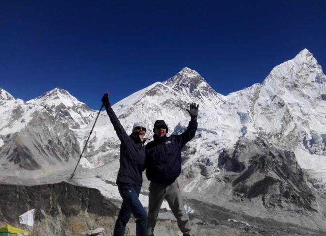 10 day trek nepal