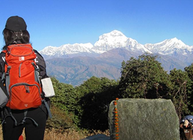 4 day trek Nepal