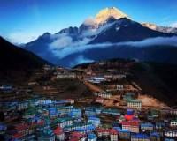 Everest Base Camp diet / food