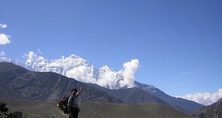 Muktinath Package Tour - Nilgiri Mountain (7,061 m (23,166 ft)