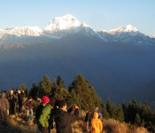 Short and sweet Poon hill trek