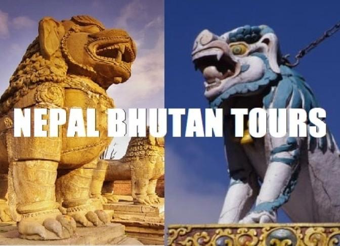 Nepal Bhutan tours