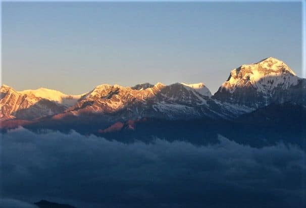 Annapurna poon hill trekking   Ghorepani poon hill ...
