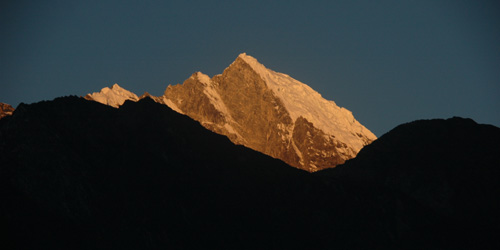 Everest Panorama Konde view Trek