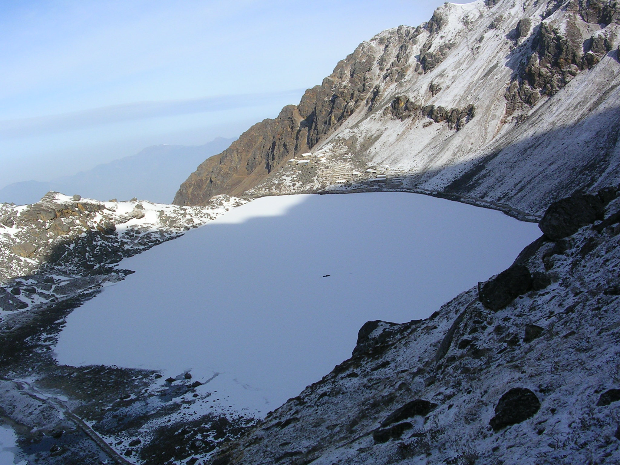 Langtang Gosaikunda Trekking- Gosaikunda Lake